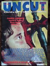 Is It UNCUT -  Issue 13 - Rare Cult A4 Pre Cert Horror & Gore Book