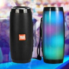 Portable Speakers Bluetooth Column Wireless Speaker Powerful High Boombox Bass