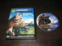 Camminare Tra Dinosauri DVD Storia Naturale De Los Dinosauri IN Immagini