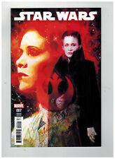 STAR WARS #67  1st Printing - Sienkiewicz Variant Cover     / 2019 Marvel Comics