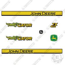 John Deere Gator Decals Tx 4x2 Utility Vehicle Decal Set