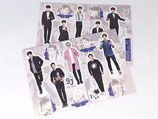 SUJU Super Junior Standing Paper Doll KPOP DongHye SeongMin KyuHyun LeeTeuk HanG