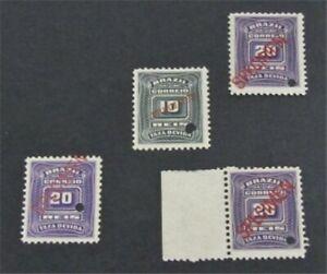 nystamps Brazil Stamp Used Specimen L23y182
