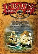 Pirates of The Golden Age Movie Colle 0025193334329 DVD Region 1