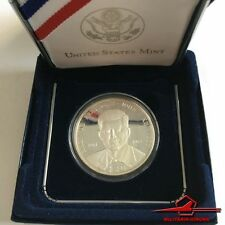 2000 Rep.Liberia Fine Silver 20 Dollars. Featuring John F.Kennedy Uncircul Proof