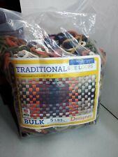 "Harrisville Designs Friendly Loom Potholder Cotton Loops 7"" X 7"" Pro Size 5 Lb"