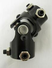 "1""-48 X 3/4"" DD BLACK GM Large Spline Steering Column Shaft U Joint coupler"