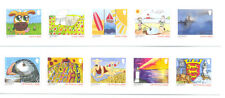 Jersey-My Jersey set of 10 (9.11.2015) Art - cartoons mnh