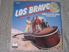 LOS BRAVOS Bring A Little Lovin' Black Is Black Old Store Stock Lp SEALED