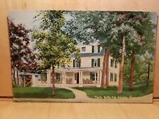 W52) Postcard THETA DELTA CHI SOCIETY Hanover NH