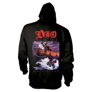 Dio 'Holy Diver' Zip Hoodie - NEW