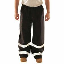 NEW! TINGLEY Black, High Visibility Rain Pants, 2XL, P24123-2X