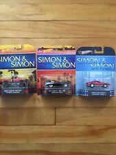 Simon And Simon Hotwheels