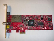 ATI Theater 550 PRO PCIE TV Tuner Card Video Capture Gateway 6003027R