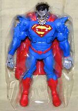"""LOOSE SUPERMAN DOOMED DC Multiverse Mattel 6"""" Figure NO DOOMSDAY BAF Part"""