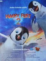 HaPPY FEET 2 - A2 Poster (XL - 42 x 55 cm) - Film Plakat Clippings Sammlug NEU