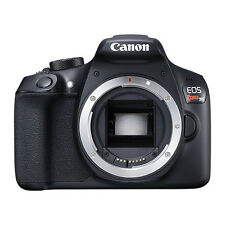 Canon EOS Rebel T6 Digital SLR Camera Body 18 MP Wi-Fi Brand New