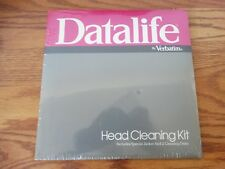 "DATALIFE BY VERBATIM - HEAD CLEANING KIT - FOR  8"" DRIVES #21132"