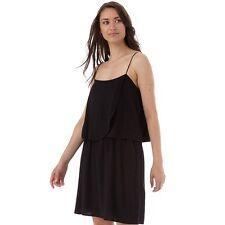 Only Womens - Nova Plain Spring Dress Black. Size 12. NEW.