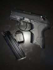 *AIRSOFT* Bulldog Compact PX4 AIRSOFT GBB Pistol-Black- Full Metal- Extended Mag
