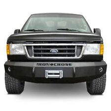 Iron Cross HD Push Bar Front Bumper 1992-2007 Ford E150 E250 E350 Van 22-405-92