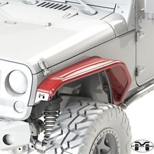 "07-17 Jeep JK Wrangler Steel Fenders, Front, ""Overlands"" by Metalcloak"