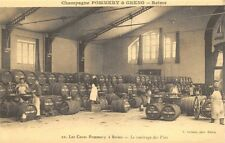 The cellars pommery to Reims - the racking wines