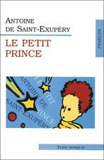 Livre Français Antoine Saint-Exupery Le petit prince Enfants Illustrés Book