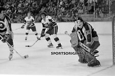 JOE JUNKIN - WHA - NEW YORK GOLDEN BLADES - Original 35mm b&w Negative 1974