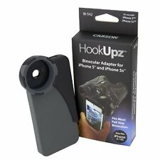 Carson Hookupz Binocular Digiscoping Adapter For Iphone 4/4S/5/5S New Gift UK S