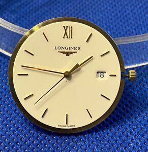 Original LONGINES L.263.2 Quartz movement eta 955.412 running & Dial (1/5582)