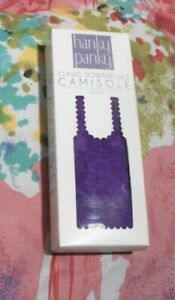 NEW HANKY PANKY 1390LP PJEW CLASSIC SIGNATURE MADE IN USA LACE CAMISOLE L