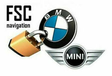 BMW FSC CODE MINI CIC NBT MAP UPDATE MOVE MOTION PREMIUM AND NEXT 2020