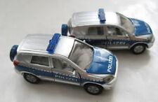 Siku 2 x 1403 1431 Toyota RAV 4 Polizei Geländewagen