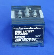 Multi Battery Isolator Sure Power Products, Inc. Model 703, 70 Amps Rated