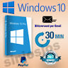Microsoft Windows 10 Professional MS Win 10 Pro 32/64 Bit Blitzversand FAST