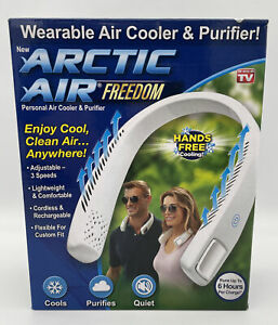 Arctic Air Freedom Personal Air Cooler As Seen On TV 2021, Free Shipping