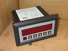 KEP INT69RTAS1 Kessler-Ellis Rate Meter / Electronic Counter New in Open Box CSQ