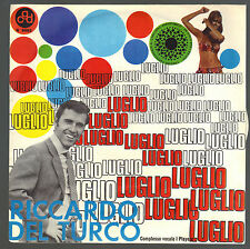 LUGLIO - IL TEMPORALE ## RICCARDO DEL TURCO