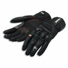 Ducati Gloves City 2 Black Motorcycle Gloves New