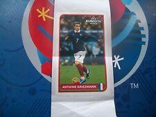 Panini Euro 2016 Coca Cola Stickers Bulgarian Edition Antoine Griezmann