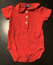 Ralph Lauren Small 3-6 Month Baby Girl Outfit One Piece
