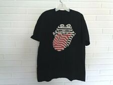 Rolling Stones 05/06 A Bigger Bang Tour Black T-Shirt Size Adult Xl