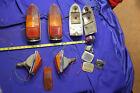 MG MGB Tail Lights Front Marker Light Assemblies