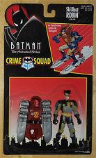 LOOSE Batman The Animated Series Crime Squad Ski Blast Robin Kenner 1995