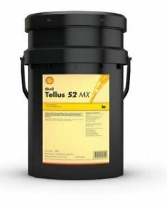 Shell Tellus S2 MX 46 hydraulic oil 20L pail