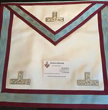 Masonic Past Master /Master Apron for the MARK £22.00