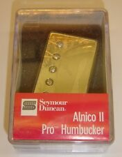 Seymor Duncan alnico 2 Pro nickel bridge pickup fit gibson les paul sg 335 slash