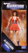 "2012 MATTEL DC SIGNATURE SERIES: DOOM PATROL ELASTI-GIRL 10"" ACTION FIGURE MIB"