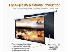 Projector Screen Retractable 100 8k 3d Ultra Hd 169 5core Screen 100